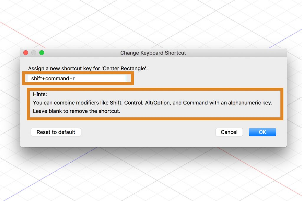 You can use modify key combos to create Autodesk Fusion 360 keyboard shortcuts.