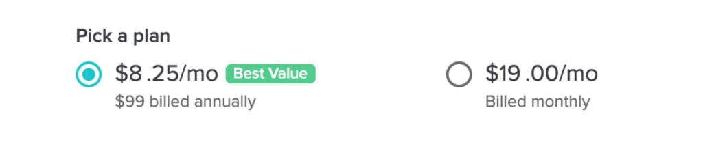 How much does Skillshare cost