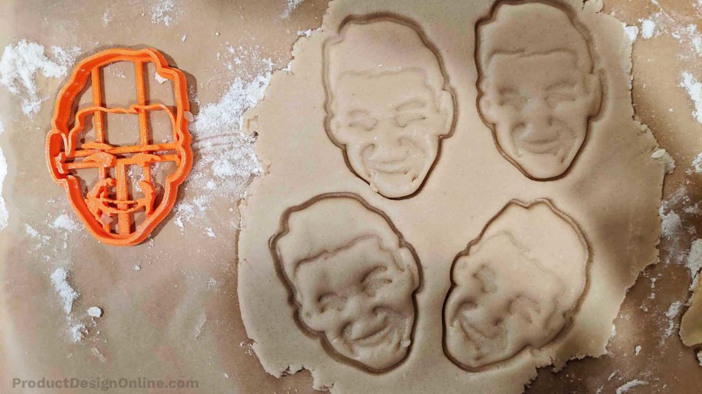 Create Custom 3D Printed Cookie Cutters